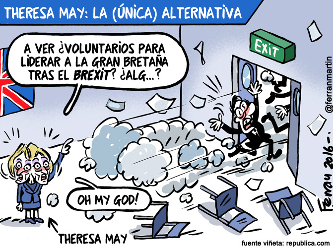 La alternativa Theresa May